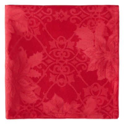 North Pole Trading Co. London Damask 4-pc. Napkins