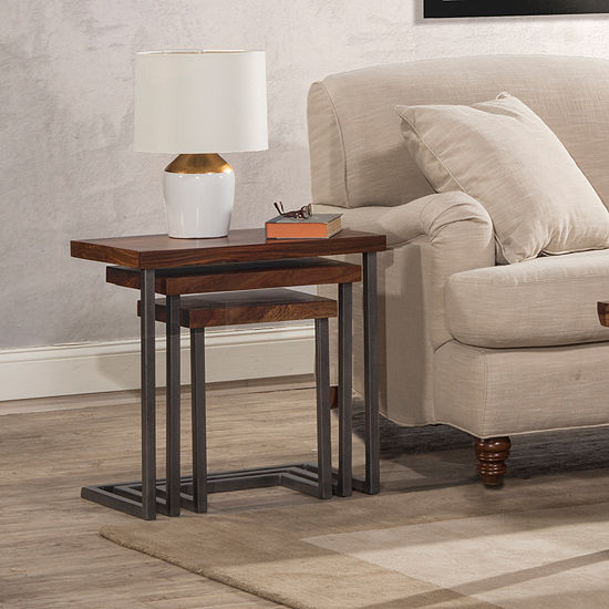 Hillsdale House Emerson Nesting Tables