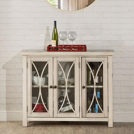 Bayside Three Door Cabinet