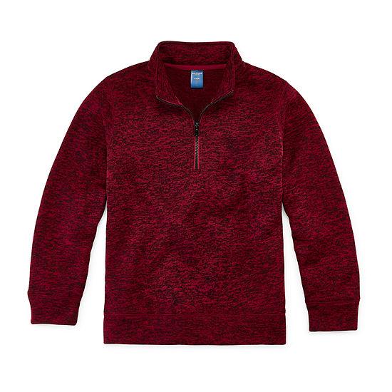 Arizona Boys Long Sleeve Pullover Sweater Preschool / Big Kid