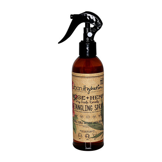Urban Hydration Rose Hemp Detangling Leave in Conditioner-9.1 oz.