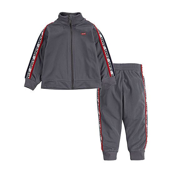 Levi's Baby Boys 2-pc. Logo Track Suit