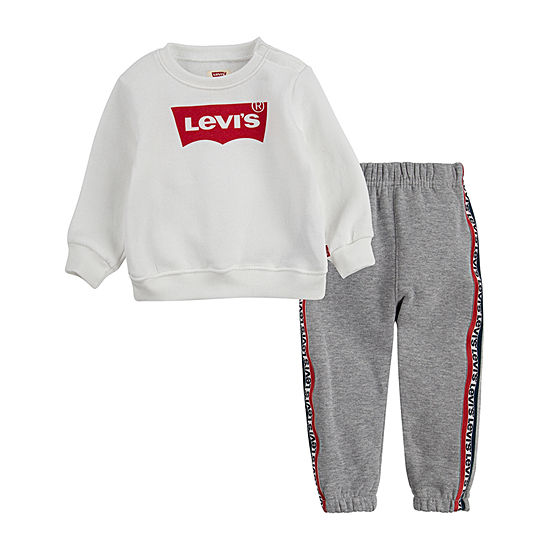 Levi's Baby Boys 2-pc. Pant Set