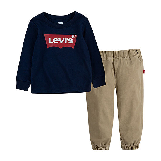 Levi's Baby Boys 2-pc. Pant Set