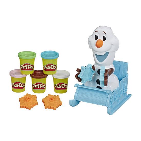 Play-Doh Olafs Sleigh Ride