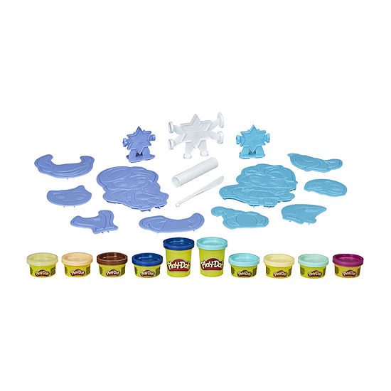 Play-Doh Frozen 2 Create 'N Style