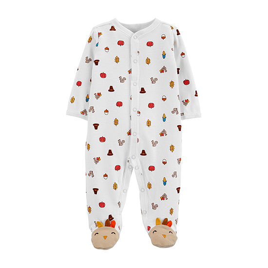 Carter's Thanksgiving Baby Unisex Sleep and Play