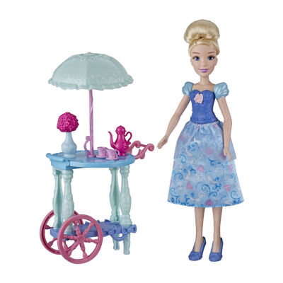 Hasbro Disney Princess Cinderella'S Tea Cart