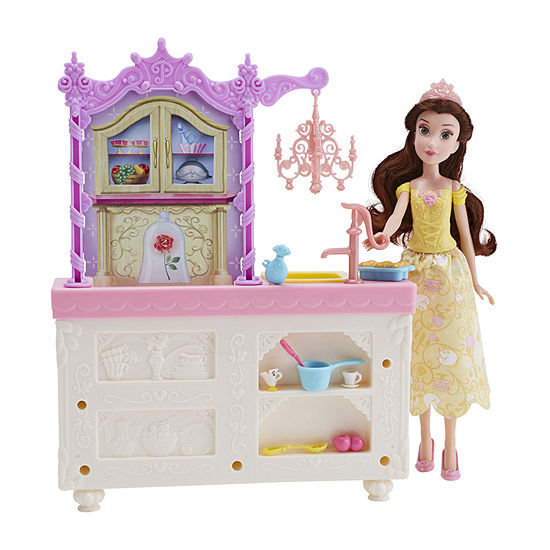 Hasbro Disney Princess Belle'S Royal Kitchen