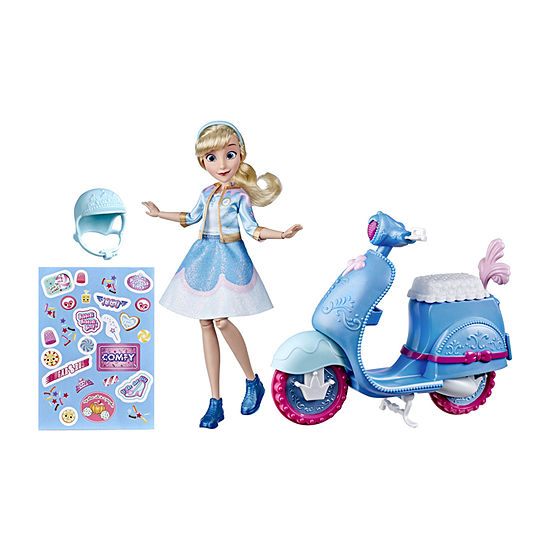 Hasbro Disney Princess Comfy Squad Cinderella'S Sweet Scooter
