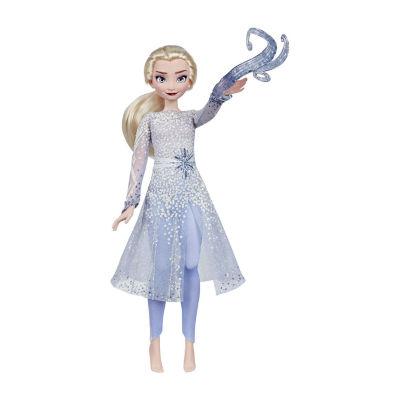 Hasbro Disney Frozen Magical Discovery Elsa Doll