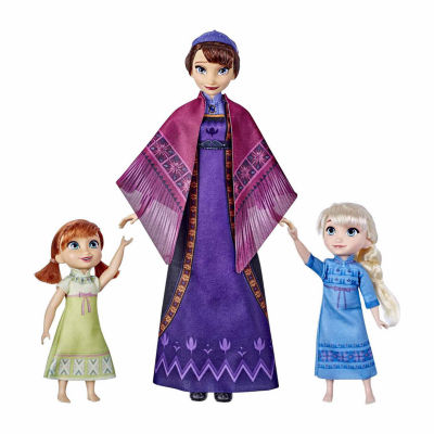 Hasbro Disney'S Frozen 2 Queen Iduna Lullaby Set