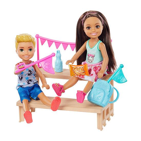 Barbie Chelsea® Soccer Playset