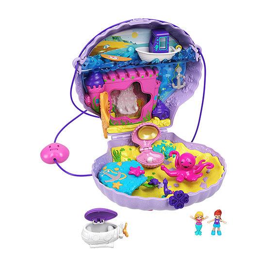 Mattel Polly Pocket™ Tiny Power™ Seashell Purse