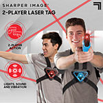 Sharper Image Two-Player Toy Laser Tag Gun Blaster & Vest Armor Set for Kids
