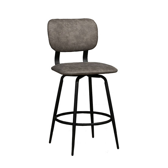 Bloomfield Counter Height Upholstered Bar Stool