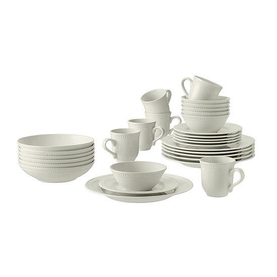 Home Expressions Caroline 30-pc. Dinnerware Set
