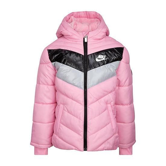 Nike Little Girls Heavyweight Puffer Jacket