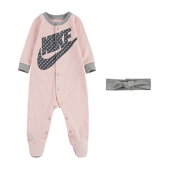 Nike Baby Girls Sleep and Play