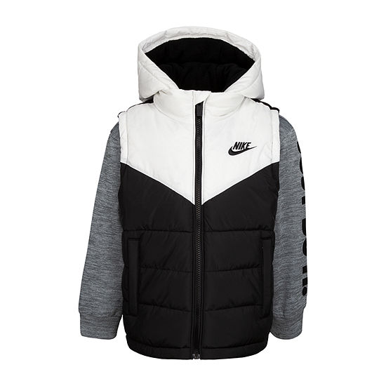 Nike Little Boys Midweight Puffer Jacket