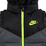 Nike Little Boys Midweight Puffer Jacket
