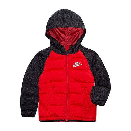 Nike Toddler Boys Thermal Fleece Midweight Jacket