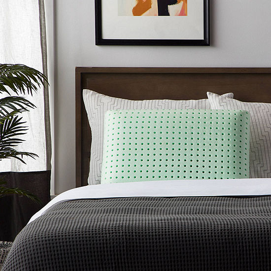 Dream Collection by Lucid Eucalyptus Mint Aromatherapy Memory Foam Pillow