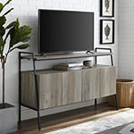 52-Inch Urban Industrial TV Stand