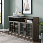 Walker Edison Classic TV Stand