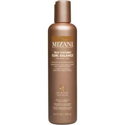 Mizani® True Textures® Curl Balance Moisturizing Sulfate-Free Shampoo