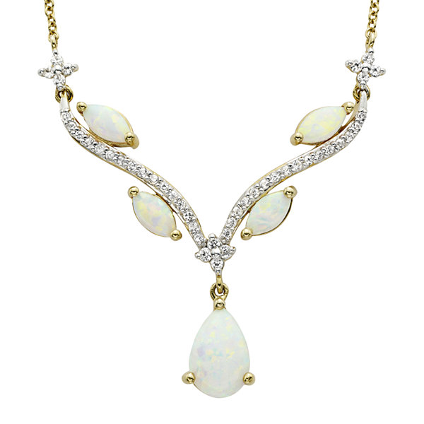 birthstone and wt sapphire product diamond white halo necklace st