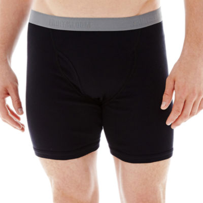 Fruit of the Loom® 4-pk. Premium Cotton Boxer Briefs