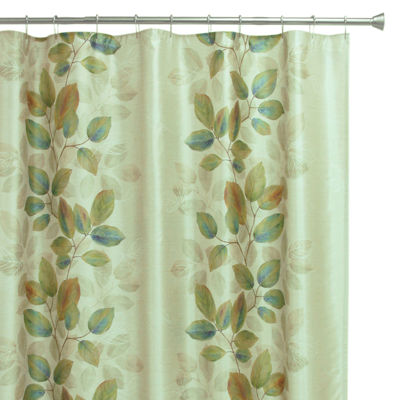 Nice This Review Is FromBacova Waterfall Leaves Shower Curtain.