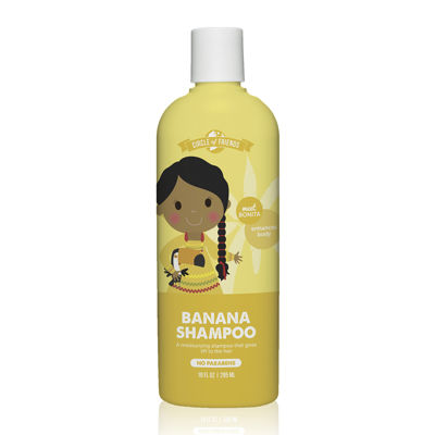 Circle of Friends® Bonita's Banana Shampoo - 10 oz.
