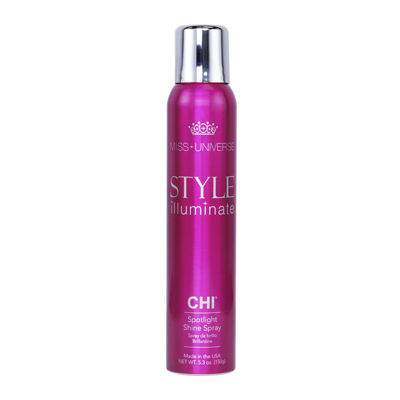 Miss Universe Style Illuminate by CHI® Spotlight Shine Spray - 6 oz.