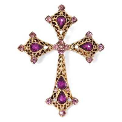 Liz Claiborne® Cross Pin