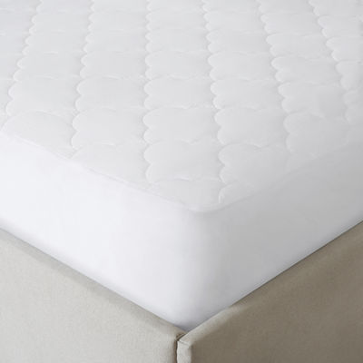 All Natural Cotton Filled Mattress Pad Jcpenney