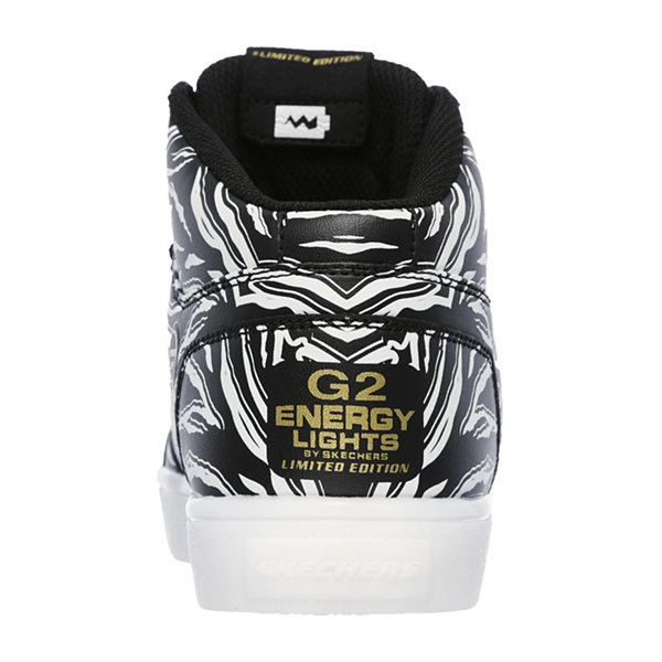 Skechers Energy Lights Unisex Kids Sneakers - Little Kids/Big Kids