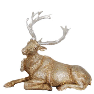 Midwest Cannon Falls Laying Down Deer Animal Figurines