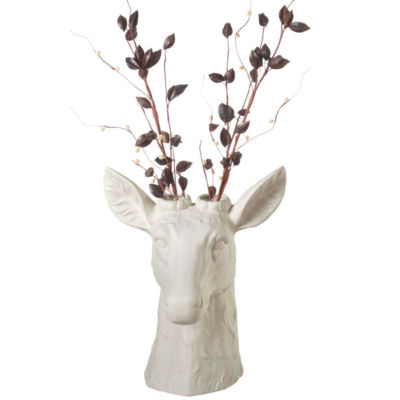Midwest Cannon Falls Stag Head Tabletop Decor