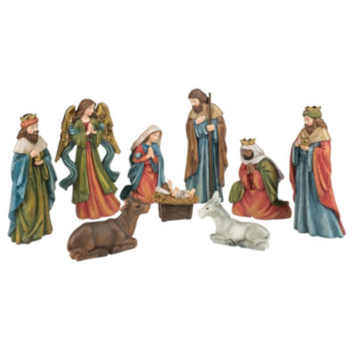 Midwest Cannon Falls 9-pc. Nativity Set