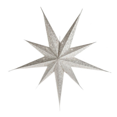 Midwest Cannon Falls Snowflake Pendant Tabletop Decor