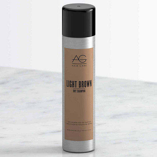 AG Hair Light Brown Dry Shampoo - 4.2 oz.