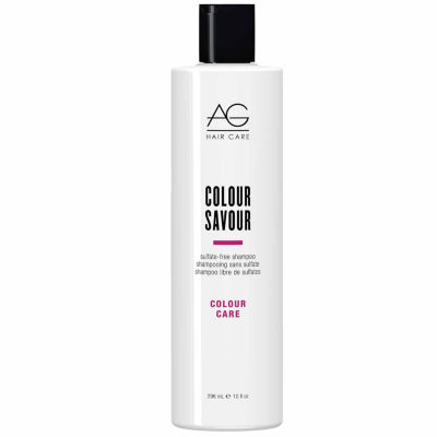 AG Hair Colour Savour Shampoo - 10 oz.