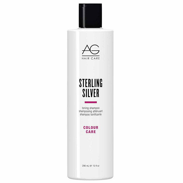 AG Hair Sterling Silver Shampoo - 10 oz.