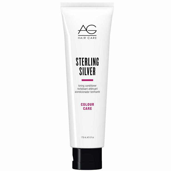 AG Hair Sterling Silver Conditioner - 6 oz.