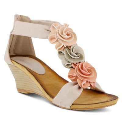 Patrizia Harlequin Womens Wedge Sandals