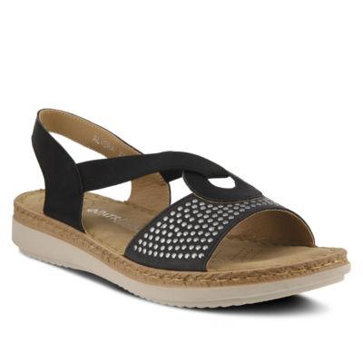 Patrizia Womens Alvera Flat Sandals