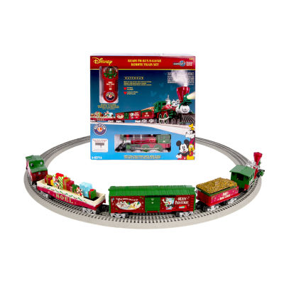 "Lionel Trains ""Mickey's Holiday to Remember"" LionChief Set with Bluetooth"