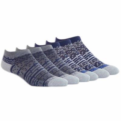 Skechers 6 Pair Low Cut Socks